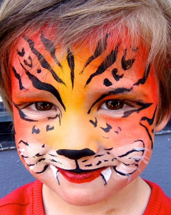 face painting animals 86