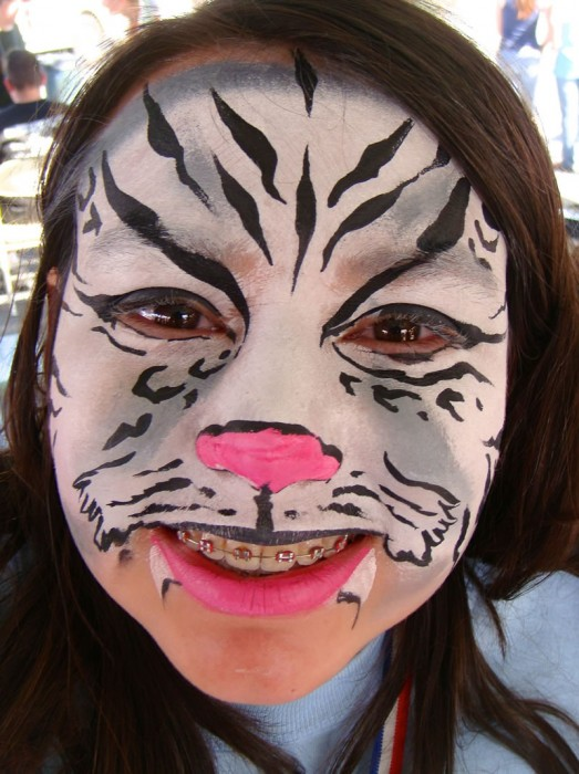face painting animals 87