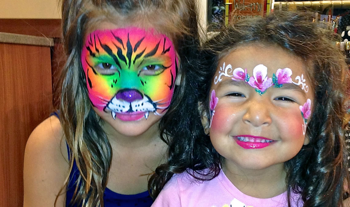 face painting animals 92