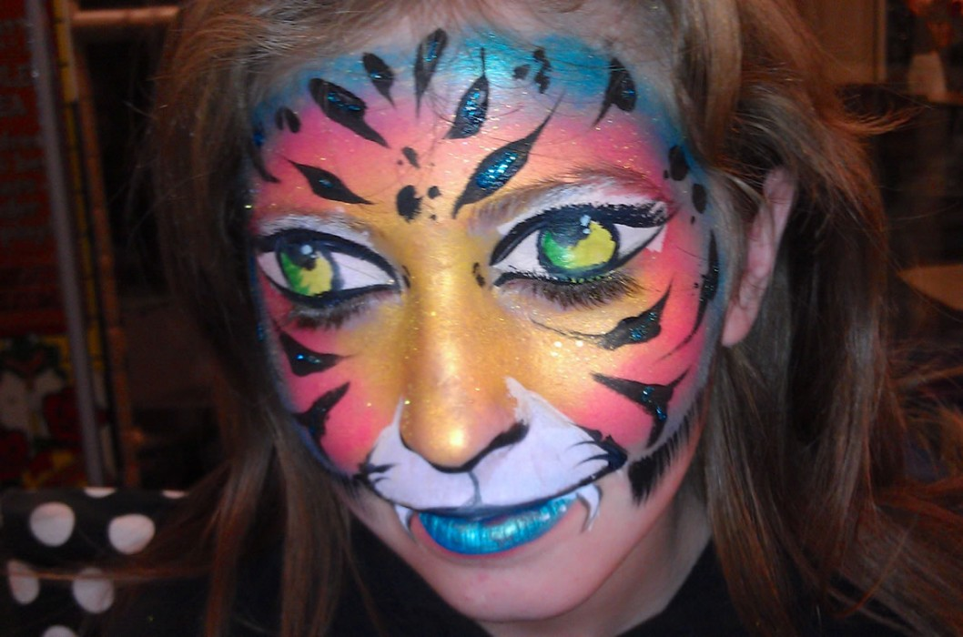 face painting animals 95