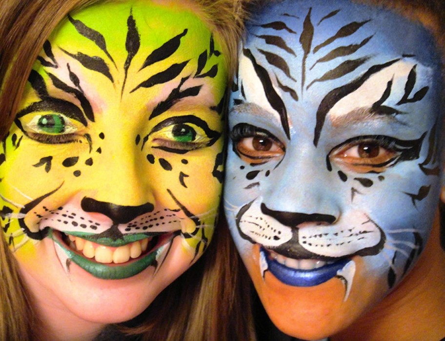 face painting animals 98