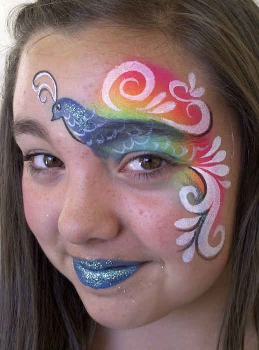 face painting examples 12