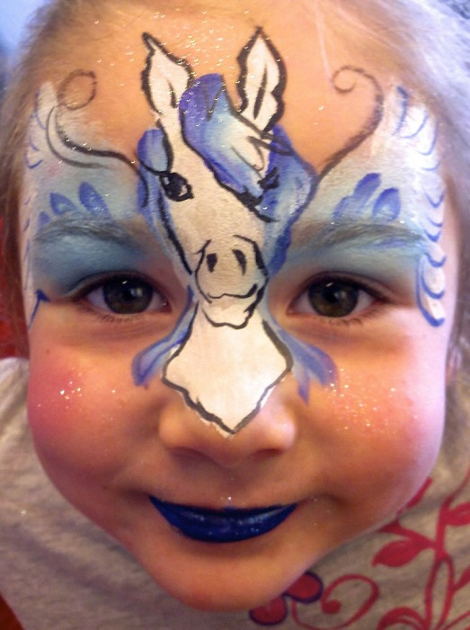 face painting examples 13