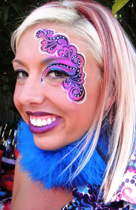 face painting examples 16