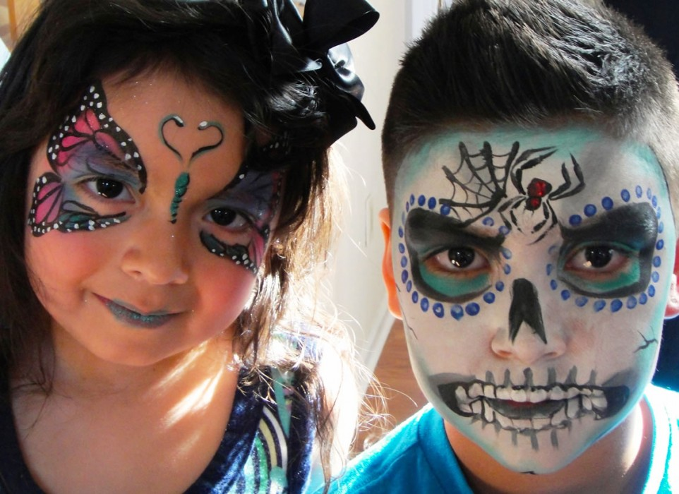 face painting examples 17