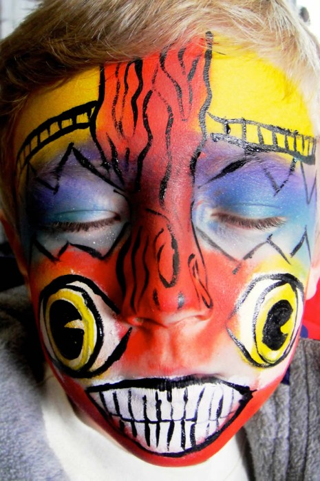 face painting examples 18