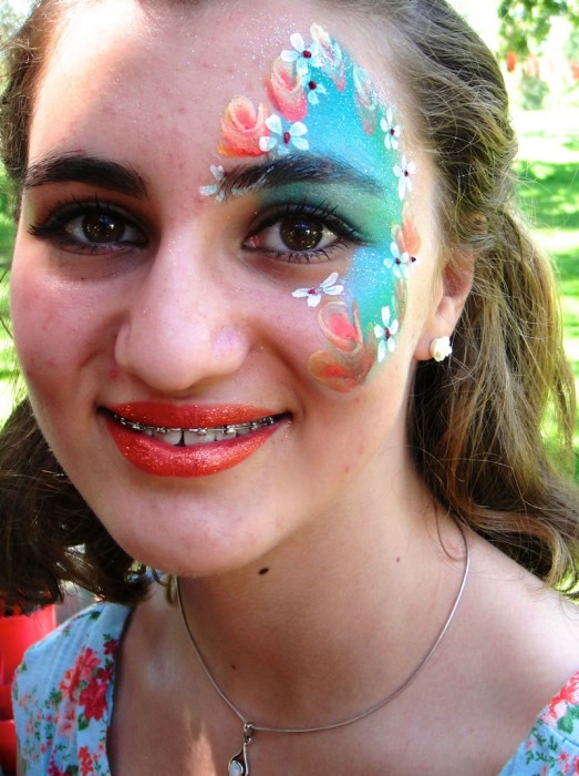 face painting examples 27