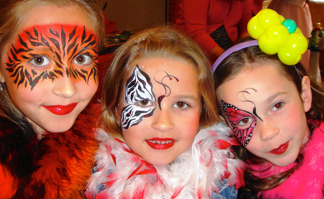 face painting examples 29