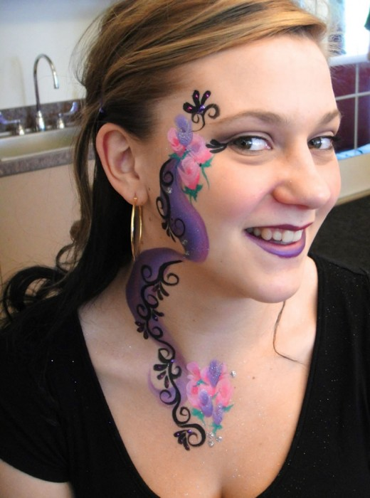 face painting examples 34