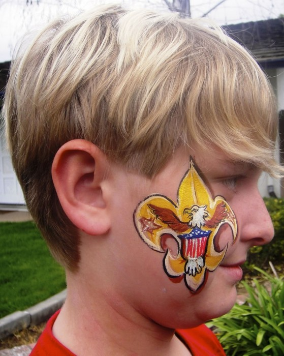 face painting examples 35