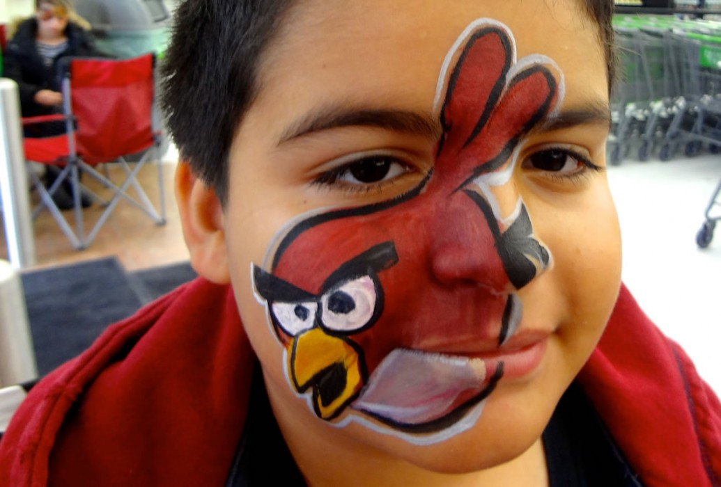 face painting examples 36
