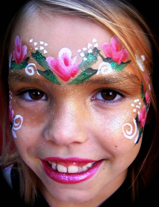 face painting examples 38