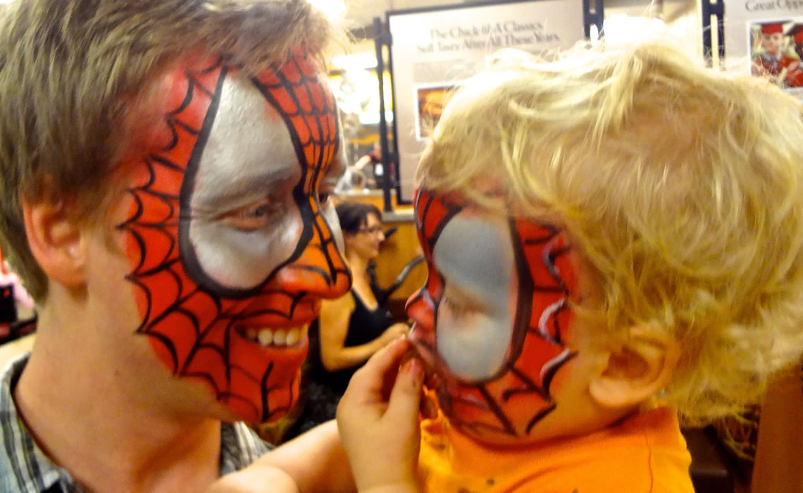 face painting examples 39