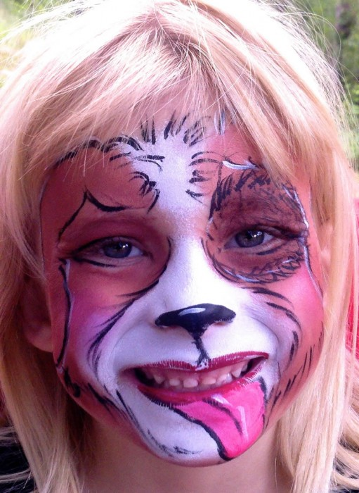 face painting examples 5
