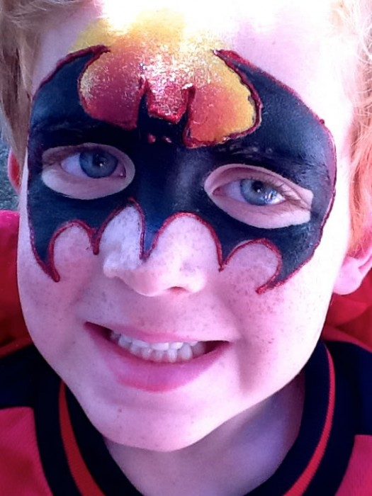face painting examples 58