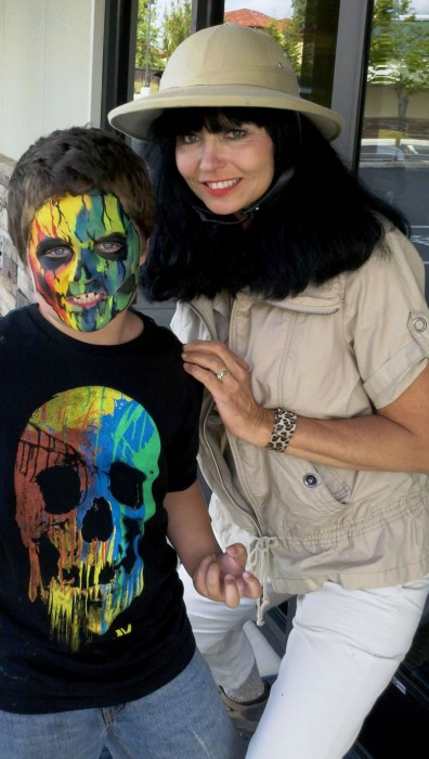 face painting examples 6