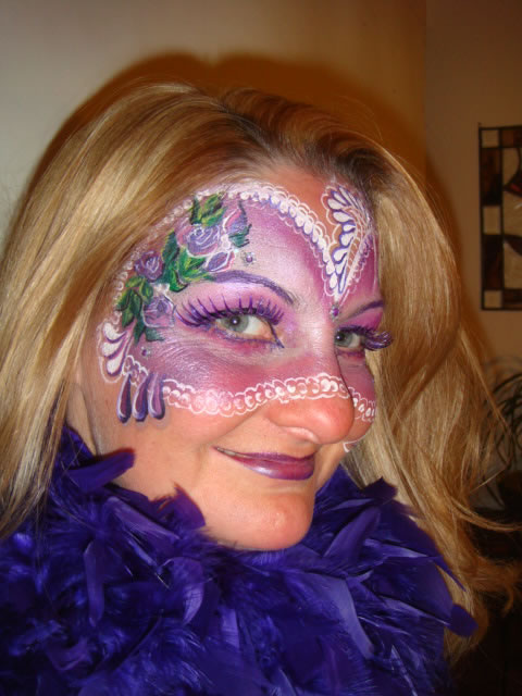 face painting examples 7