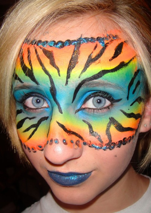 face painting fantasy 102