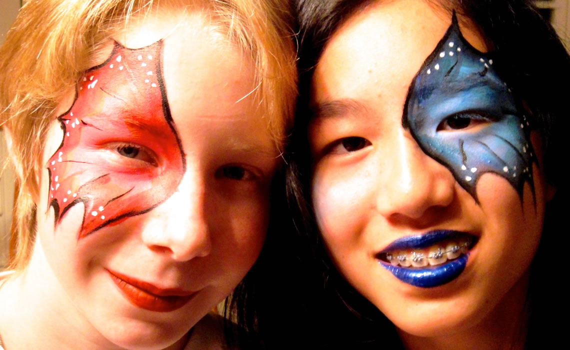face painting fantasy 104