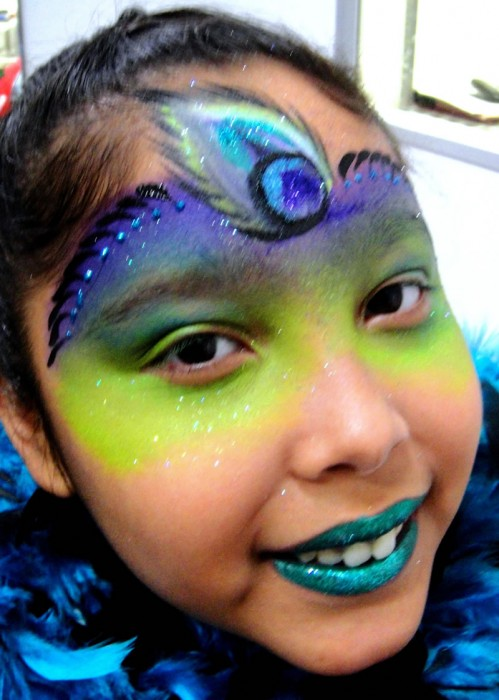 face painting fantasy 105