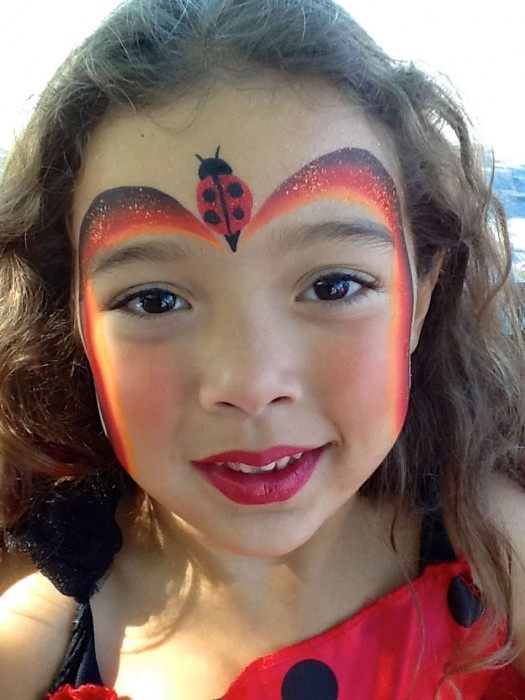 face painting fantasy 107