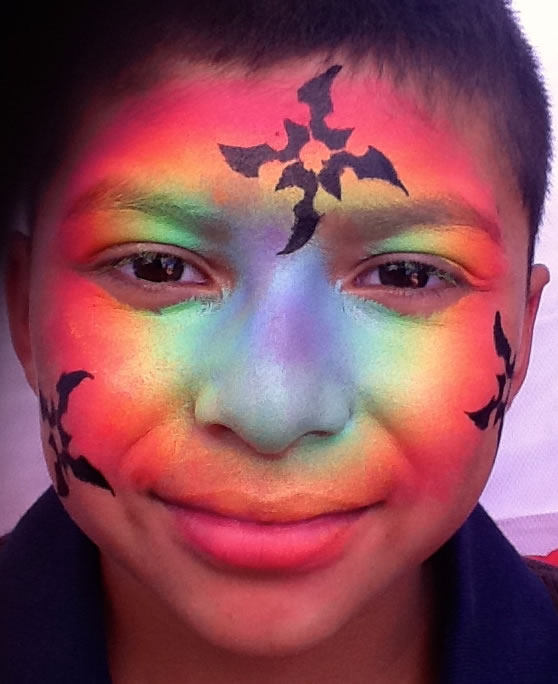 face painting fantasy 110