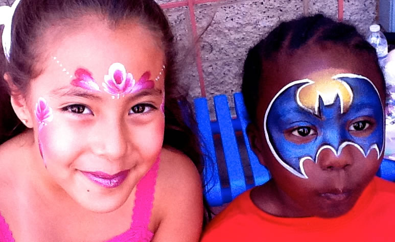 face painting fantasy 111
