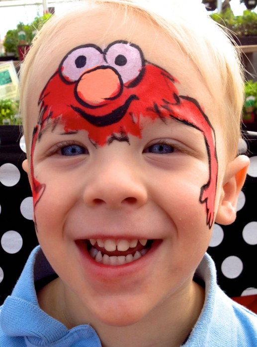 face painting fantasy 115