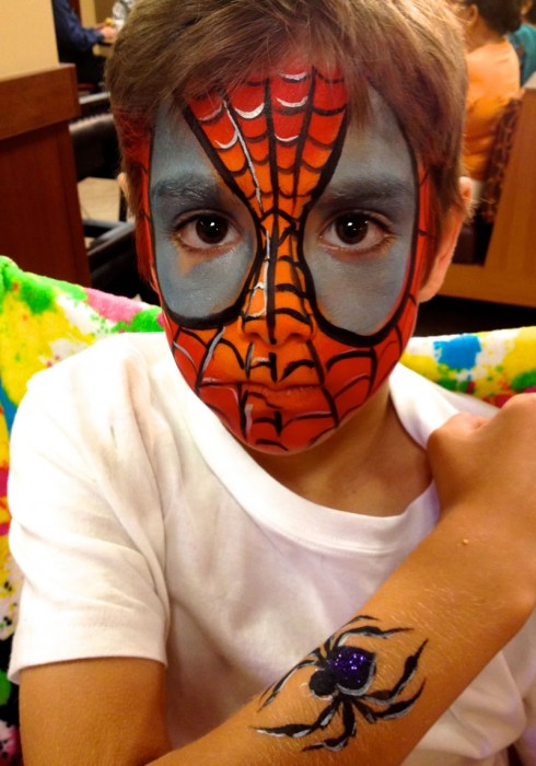 face painting fantasy 118