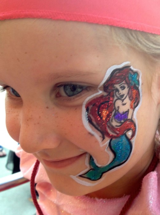 face painting fantasy 123