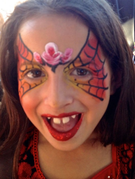 face painting fantasy 124