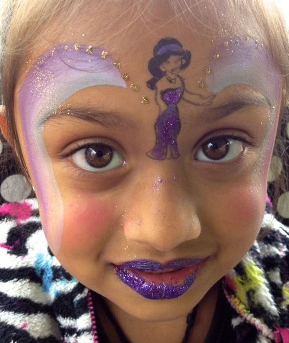 face painting fantasy 127
