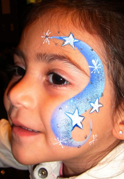 face painting fantasy 133