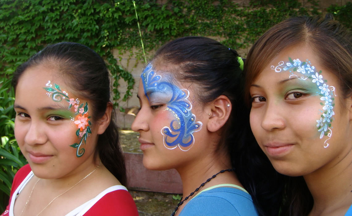 face painting fantasy 136
