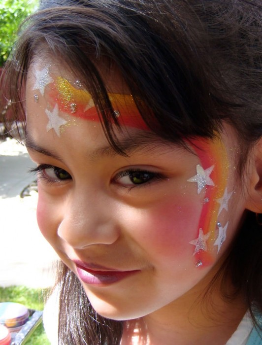 face painting fantasy 137