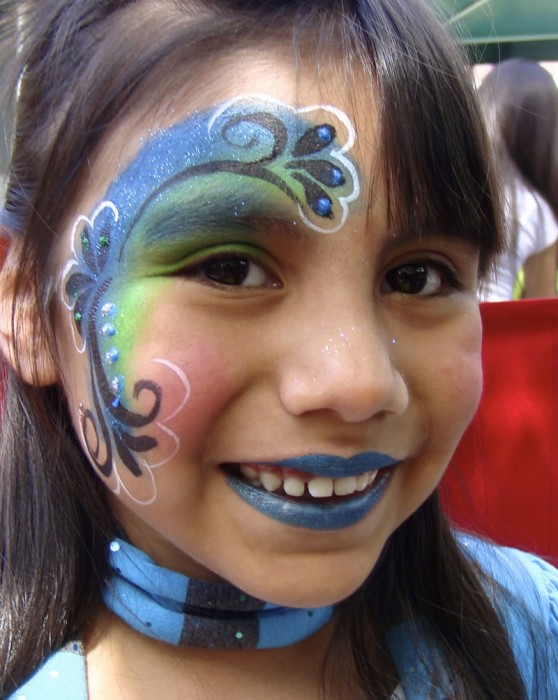 face painting fantasy 138