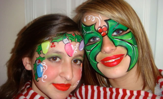 face painting fantasy 16