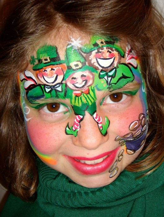 face painting fantasy 2