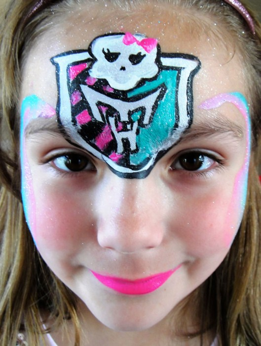 face painting fantasy 27