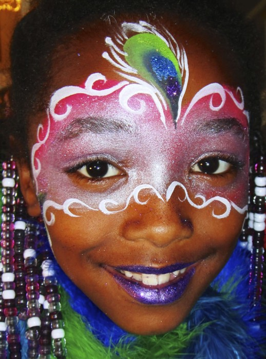face painting fantasy 36