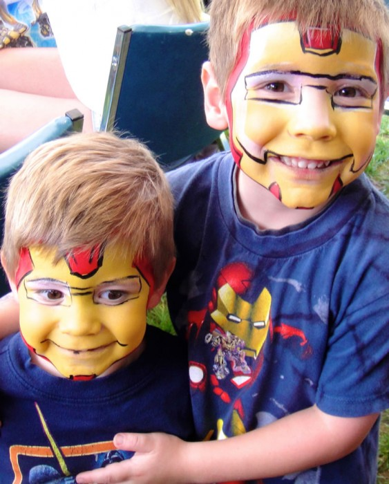 face painting fantasy 41
