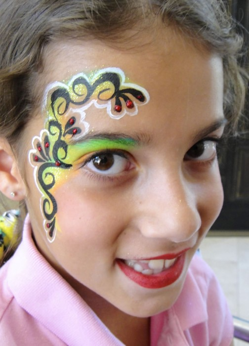 face painting fantasy 43