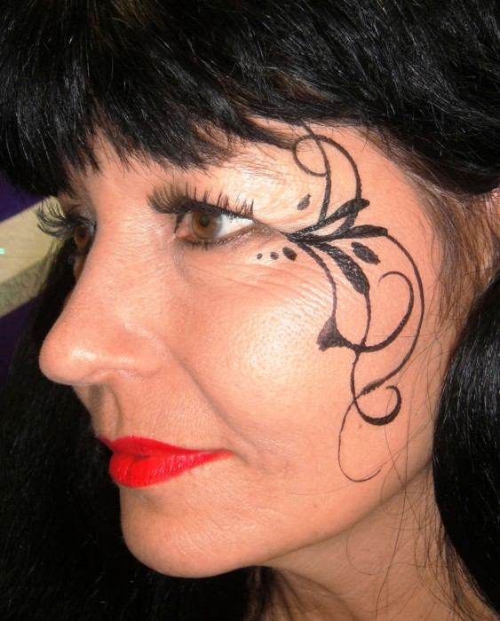 face painting fantasy 44