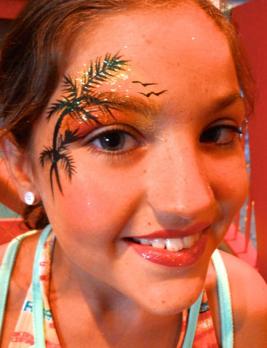 face painting fantasy 45