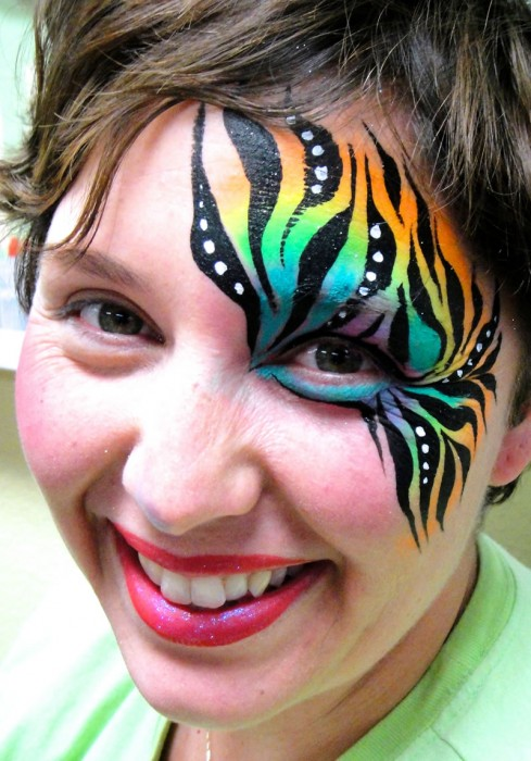 face painting fantasy 46