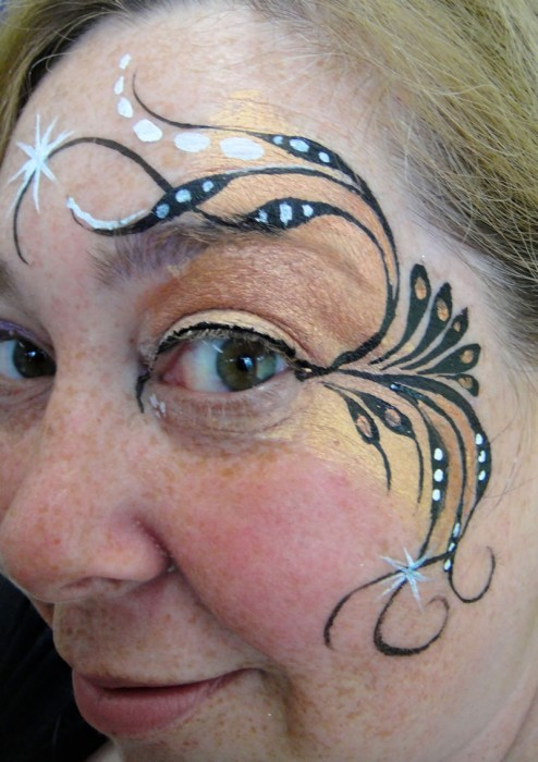 face painting fantasy 47