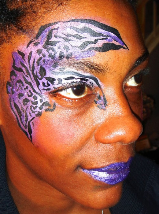 face painting fantasy 49
