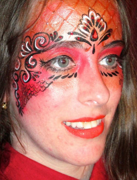 face painting fantasy 51