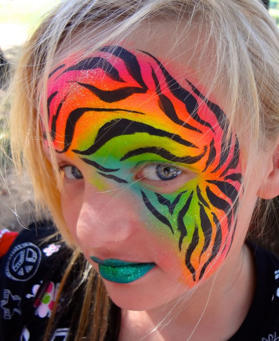 face painting fantasy 59