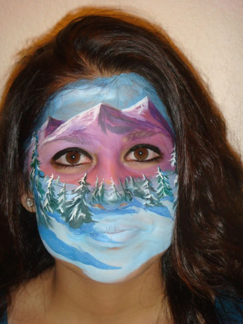 face painting fantasy 62